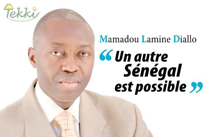 Honorable Député Mamadou Lamine Diallo